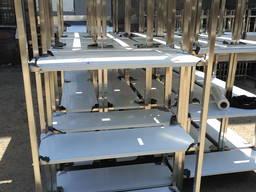Столы, мойки, полки из нержавейки нержавеющей стали - photo 2