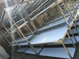 Столы, мойки, полки из нержавейки нержавеющей стали - photo 3