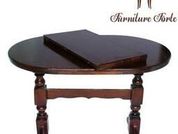 Деревянные большие столы, Стол 300х100