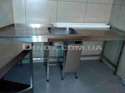 Столы с мойкой для промышленной кухни