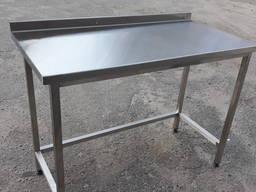 Мойки из нержавейки односекционные, двухсекционные , столы