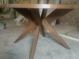 Кухонные столы, столы обеденные, деревянные столы