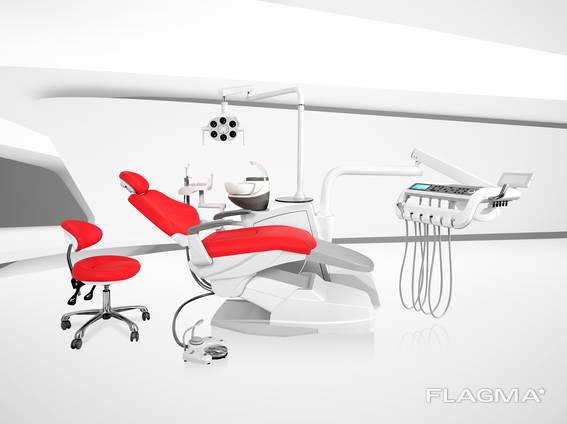 Стоматологическая установка YD-A4 Luxury