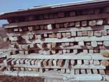 Отборные столбики б у без посредников на забор рабица бетонные столбы - фото 4
