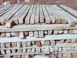 Отборные столбики б у без посредников на забор рабица бетонные столбы - фото 3