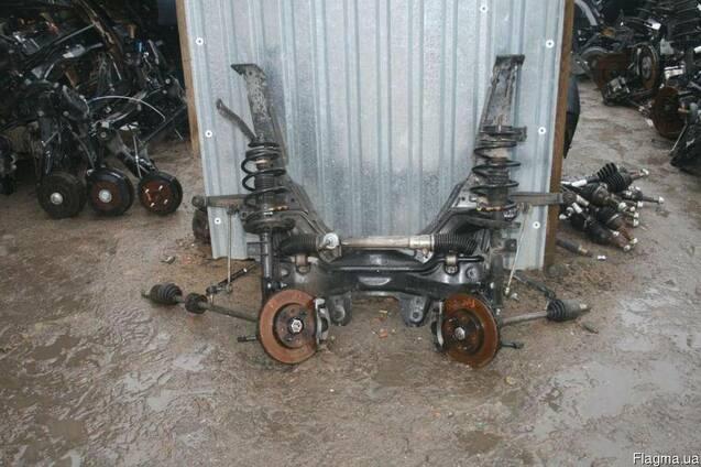 Стойка амортизатор цапфа ступица Fiat 500 07-14