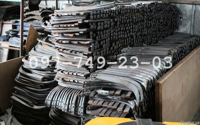 Стойка культиватора КПС кованная от производителя Велес-Агро