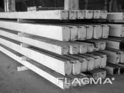 Стойка (опора) вибрированная железобетонная СВ 110-3,5