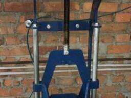 Стойка стяжки пружин для СТО механическая BOSCH