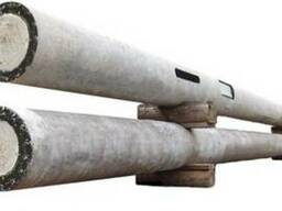 Опоры (стойки) железобетонные СК - 105 - 5, доставка