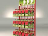 Стойки металлические торговые для ламп - photo 3