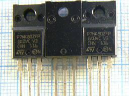 Транзисторы Stp7nk80 stw10nk80 stw13nk80 stp6nk90 stw12nk90 irg4bc10 irg4bc20