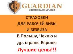 Страховки для визы/безвиза в Польшу за10 мин, офис в Херсоне