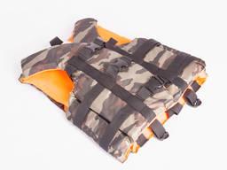 Страховочный спасательный жилет.100-120кг( Двухсторонний)