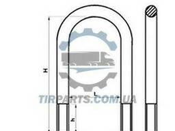 Стремянка рессоры Trailor(MG10105 | 6502335S)