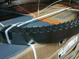 Стрічкове пильне полотно на пилораму Wood-Mizer DoubleHard 50*1.07*22 гартована. ..