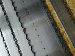 Стрічкове пильне полотно на пилораму Wood-Mizer MaxFlex 35*1.0*22 гартована, розведена. ..