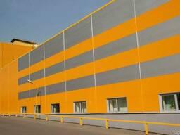 Строим быстромонтируемые здания из металлоконструкций