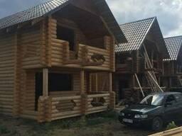 Строим дома из карпатской ели