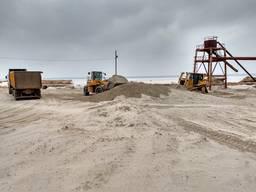 Строительный песок (Николаев)
