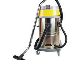 Строительный пылесос 3, 6 КВт, 3 двигателя