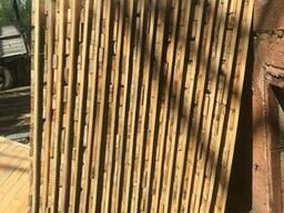 Строительный забор, Щит строительный. Временный забор