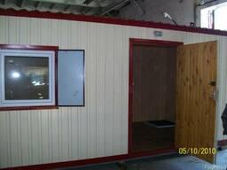 Строительные бытовки, металлические вагончики, дачные домики