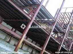 Строительные металлоконструкции, полнокомплектные здания.