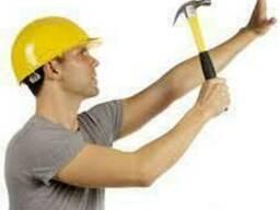 Строительные работы и строительные материалы
