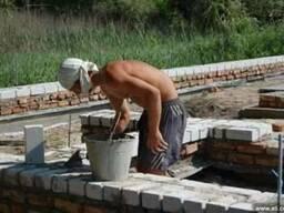 Строительные работы в Харькове