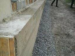 Строительные услуги в Донецке. Фундаменты. Ремонт и усиление