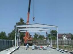 Строительство ангаров, складов, зернохранилищ. - фото 5