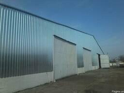 Строительство Ангаров Зернохранилищ