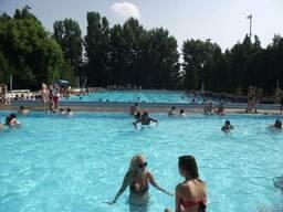 Строительство бассейнов для базы отдыха