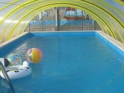 Строительство бассейнов «под ключ» в Киеве и Киевской област