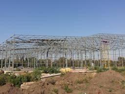 Строительство быстро возводимых ангаров, складов дёшево - фото 3