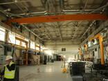 Строительство цехов с грузоподъемным оборудованием - фото 3