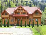 Строительство деревянных домов - фото 1