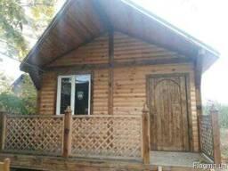 Строительство дома, бани, сауны из дерева (термодерева).