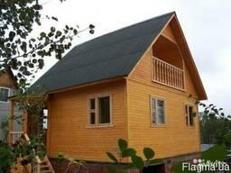 Строительство домов, дач, бань. Комплексный ремонт квартир