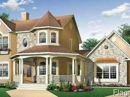 """Строительство домов и котеджей """"под ключ"""""""