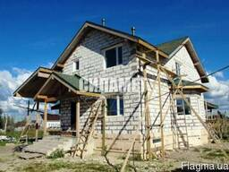Строительство домов из пеноблока, газоблоков, монолитные кон