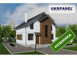 Строительство домов из сип панелей.