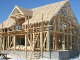 Строительство домов под ключ г. Обухов.
