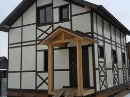Строительство домов под ключ в короткие сроки!