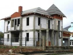 Строительство домов в Крыму, Симферополе, Ялте