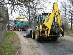 Строительство дорог в Чернигове