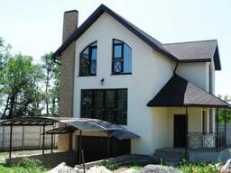 Строительство эконом домов и дач под ключ.