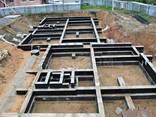 Строительство фундаментов - фото 1