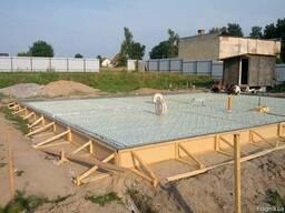 Строительство фундаментов и бетонные работы в комплексе